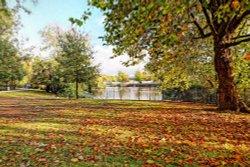 Autumn arrives in Derby Wallpaper