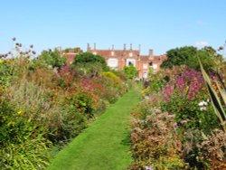 Helmingham Hall and Gardens, Helmingham, Suffolk