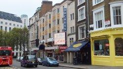 Catherine's Street, London