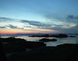 Small Isles from Arisaig