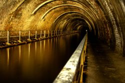 Netherton canal tunnel