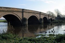 Swarkestone Bridge, Derbyshire