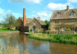 Lower Slaughter Watermill