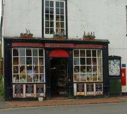 Postoffice and Shop Alfriston