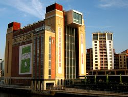 Baltic Arts Centre, Gateshead, Tyne & Wear