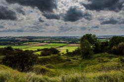 Red Hill nature reserve,Lincolnshire Wolds