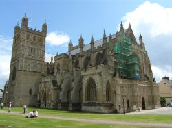 Exeter Cathedral, 15th June 2009