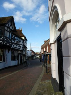 Church Street ,Godalming.