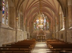 Side chapel at Chichester Cathedral, 12th Augut 2014