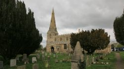 St Peter and St Paul, Alconbury