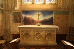 Lady Chapel, Dorchester Abbey