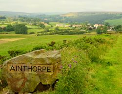 Ainthorpe village