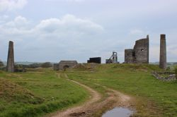 The Magpie Mine, Peak District National Park