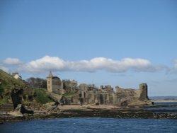 St Andrews Castle.