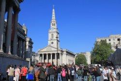 Trafalgar Square, London,Greater, London