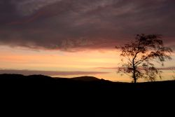 Upper Hawthwaite Sunset