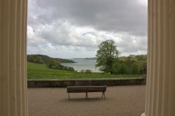 The View South From Trelissick