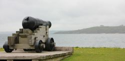 Pendennis Castle In The Line Of Fire