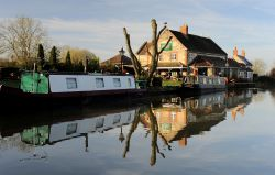 Reflections on Kennet & Avon Canal