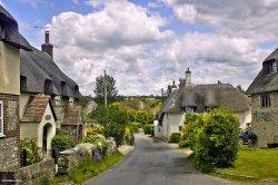 Melcombe Bingham, Dorset.