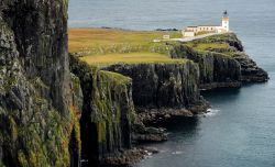 Neist Point Lighthouse - Isle of Skye
