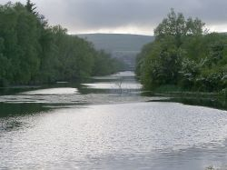 Canal at Canal Foot,