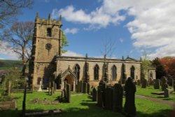 St Edmund's church , Castleton