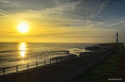 Autumn At Roker