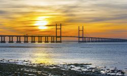 Before the Sunset, Severn Beach.