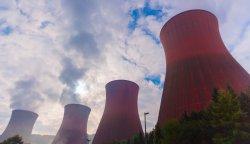 iron bridge power station