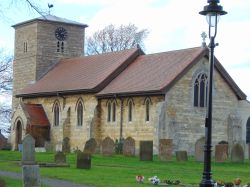 Church of All Saints, Eagle, Lincoln, Lincs
