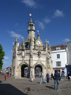 Market Cross, Chichester