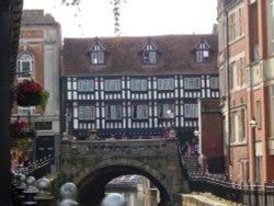 High Bridge, Lincoln, Lincolnshire