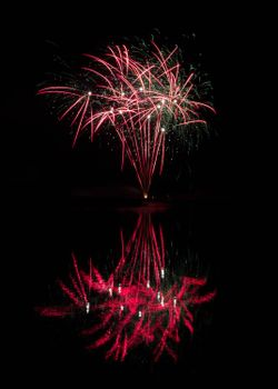 Bosworth water park fireworks night