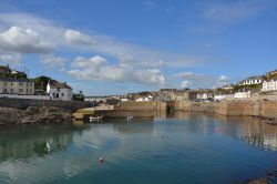 Porthleven Harbour Cornwall