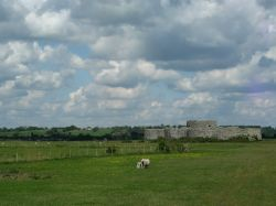 Camber Castle, Rye Harbour Nature Reserve