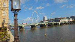 Westminster Bridge over the River Thames