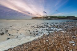 Autumn Evening, Cuckmere Haven