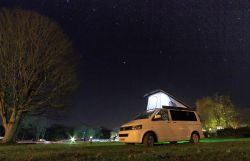 Under the stars at cromer