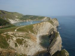 Lulworth Cove and Stair Hole