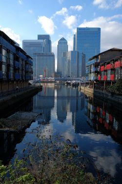 Canary Wharf, London E14