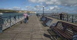 Victorian Pier,Swanage, Dorset