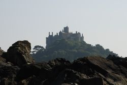 St. Michael's Mount, Marazion July 2013 Wallpaper