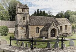 St Margaret's Church, Bagendon, Gloucestershire