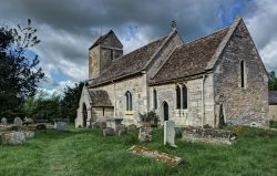 St Swithun's Church, Brookthorpe,Gloucestershire