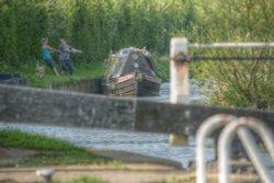 Aynho Weir Lock, Oxford Canal, Aynho, Northamptonshire