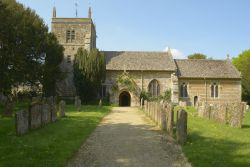 St Mary Magdalene Church, Duns Tew, Oxfordshire