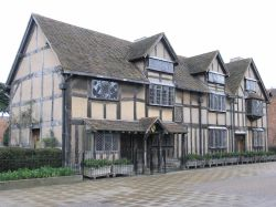 Shakespear's Birthplace