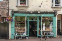 Cafe, Upton upon Severn, Worcestershire