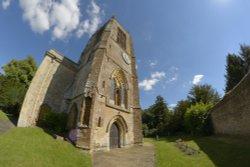 St Michael's Church, Aynho, Northamptonshire